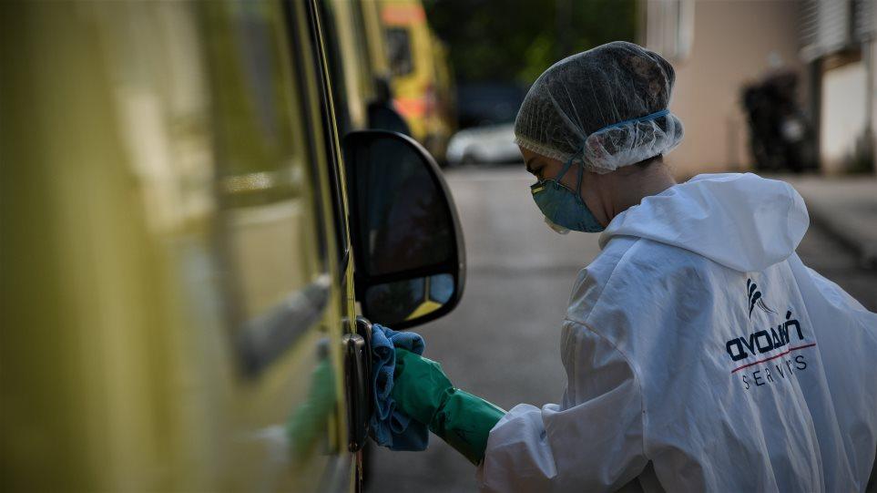 Κορωνοϊός: Επτά νέα κρούσματα - Κανένας θάνατος το τελευταίο 24ωρο