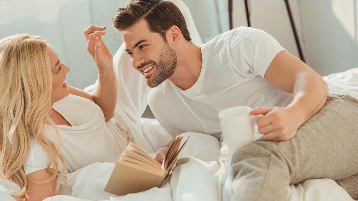 Σεξ: Ποια είναι η συχνότητα που προστατεύει την καρδιά των ανδρών!