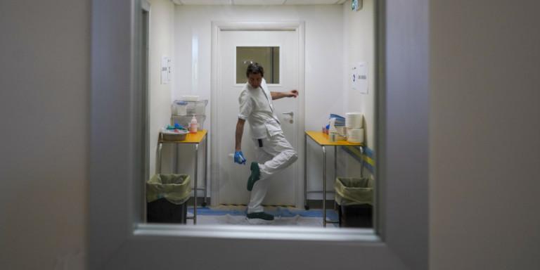 Κορωνοϊός: Η ευρωπαϊκή υπηρεσία δημόσιας υγείας εξετάζει τη μετάδοση του ιού μέσω του αέρα!